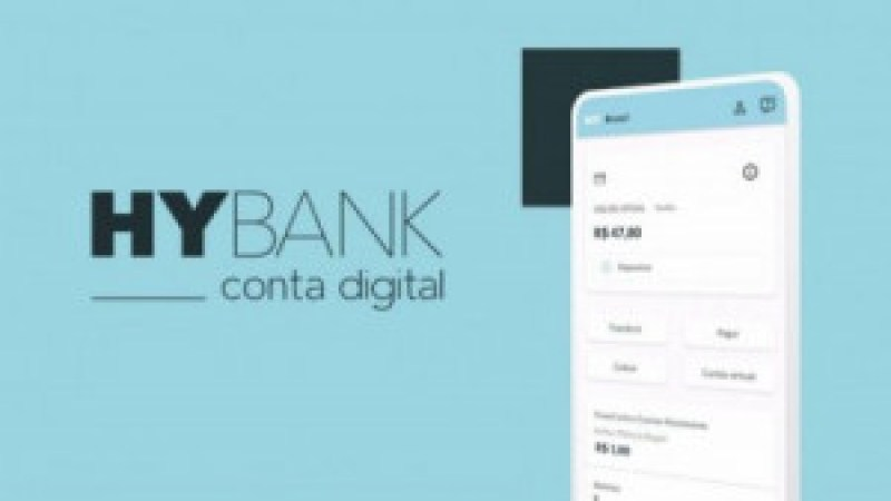 Hybank – Conta digital