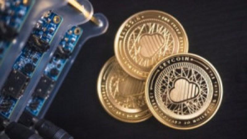 Cryptocurrency – Criptomoeda