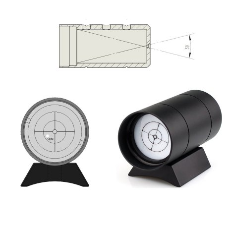 SVBONY Solar Finder Scope