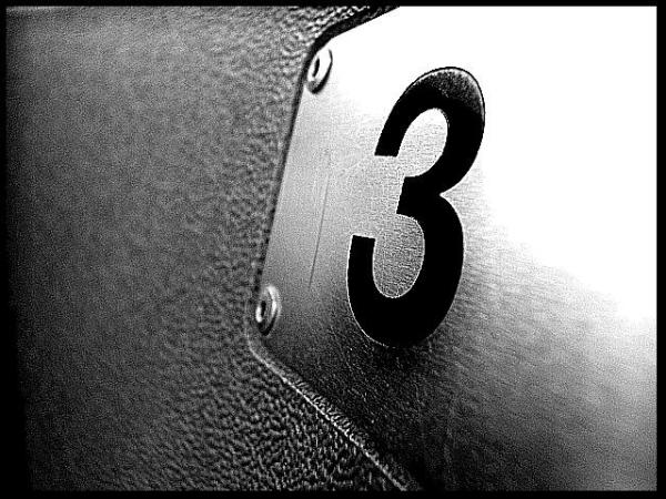 number 3 numerology # 26