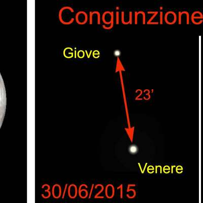 """003: Venere e Giove si """"sfiorano"""""""