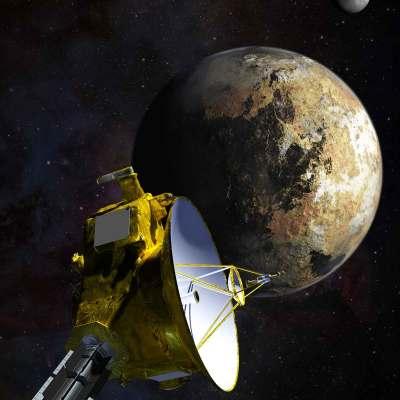 004: La sonda New Horizons raggiunge Plutone