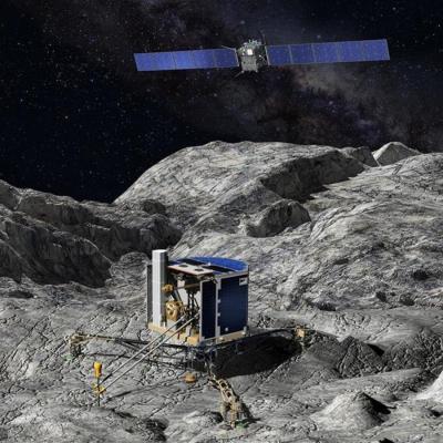 035: Schianto sulla cometa, Rosetta termina la sua corsa