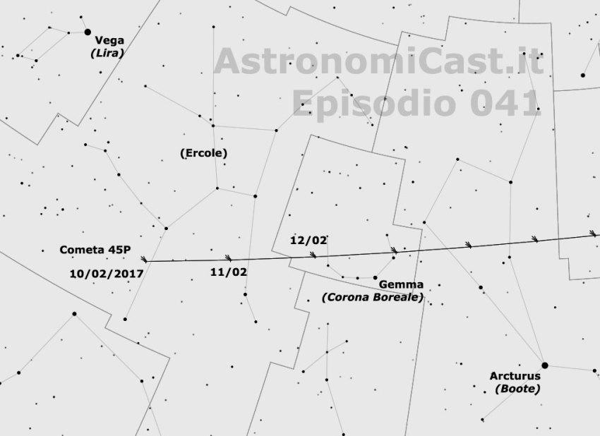 Clicca per scaricare la Mappa Stellare