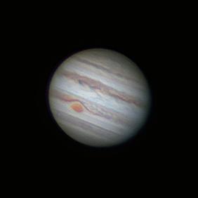 La planète Jupiter - photographiée par Patrick Antoine