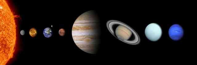 orbites planètes