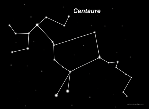 constellation du centaure