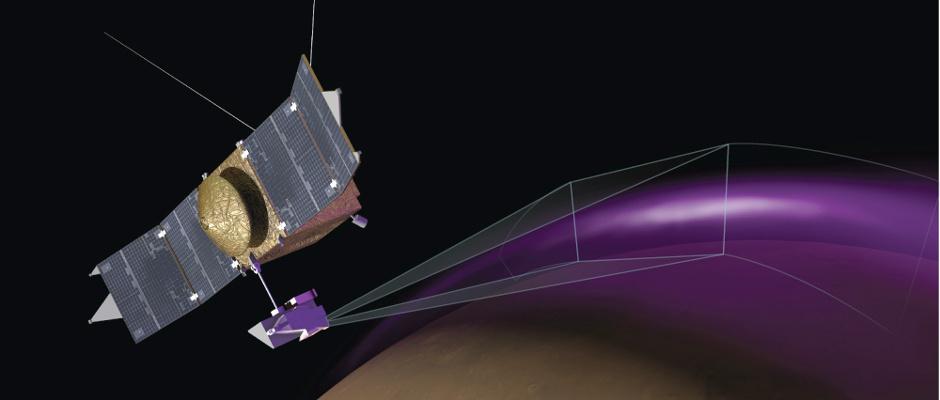 Misteriosa nube di polvere in orbita attorno a Marte