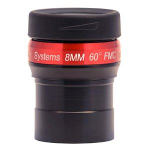 LUNT 8mm Flat-Field Eyepiece-1