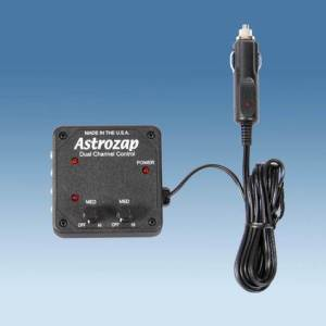 Astrozap dual channel controller