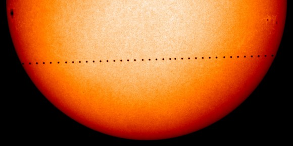 Transit of Mercury 2006