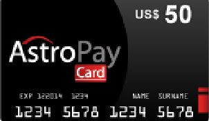 Astropay $50