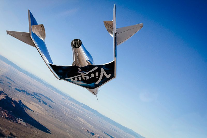 VSS-Unity-Glide-Flight-Virgin-Galactic-Space-Ship-Two