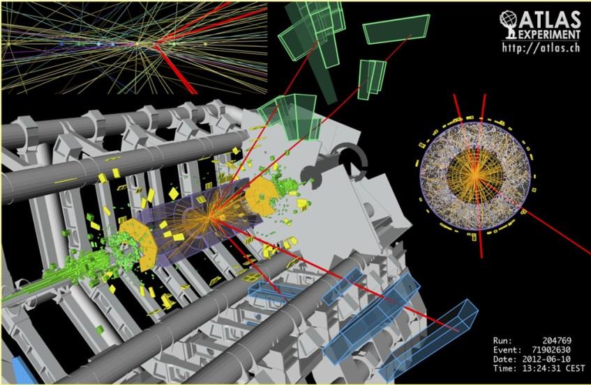 Higgs - Atlas