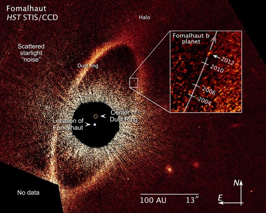 fomalhaut_NASA, ESA, and Z. Levay (STScI)
