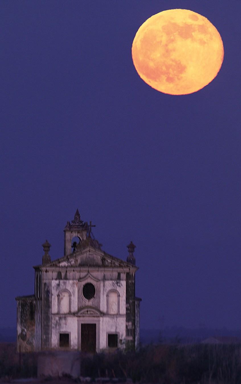 Ermida de Alcamé, Portugal. Crédito: Paulo Casquinha