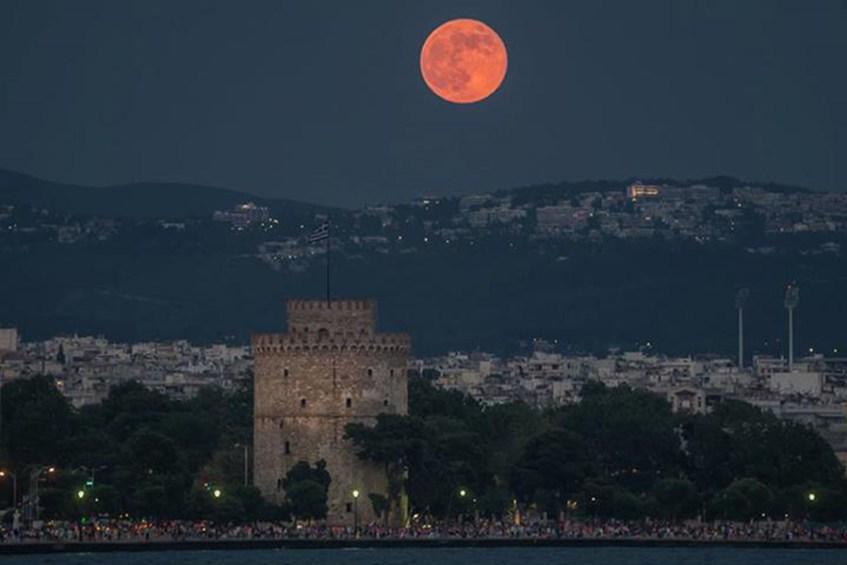 Thessaloniki, Grécia. Crédito: Constantine Emmanouilidi