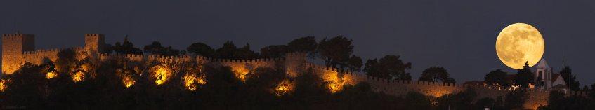 Castelo de Sesimbra, Portugal. Crédito: Miguel Claro