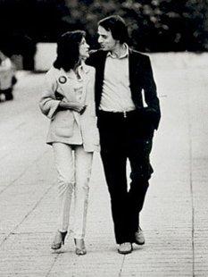 Ann Druyan e Carl Sagan