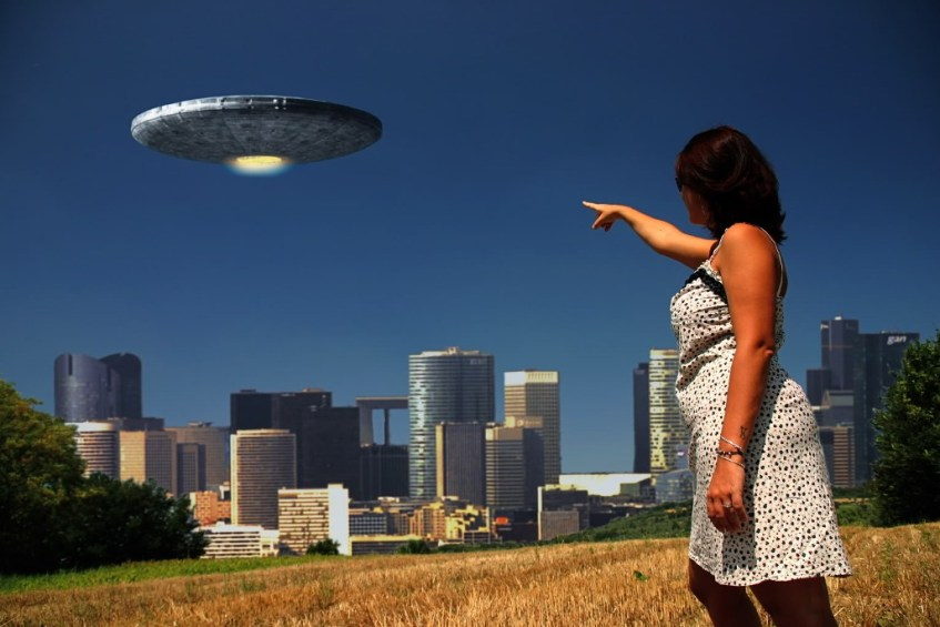 Flying Saucer, de Daniele Gay @DeviantArt