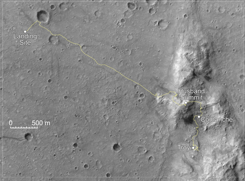 mapa_percurso_Spirit_HiRISE_MRO_221106