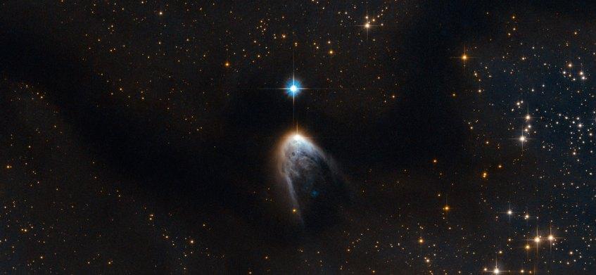 Crédito: ESA/Hubble & NASA, R. Sahai (Jet Propulsion Laboratory), Serge Meunier