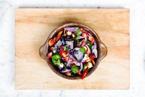 prebiotica: fruit en groenten