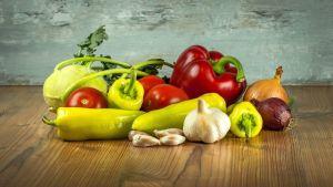 paprika rijk aan vitamine C