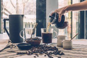 Slapeloosheid kun je soms verhelpen met koffie