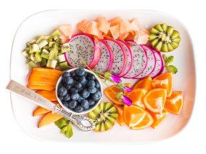Vers fruit heeft minder invloed op de bloedsuikerspiegel