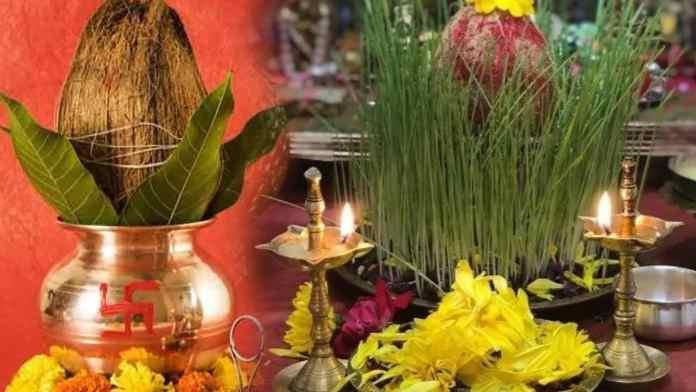 चैत्र नवरात्रि में पाएं माँ दुर्गा की विशेष कृपा l जानिए घट स्थापना का मुहूर्त l कैसे करें कलश स्थापना