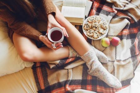 чаша със кафе
