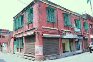 Smith's house in Kolkata - 2014