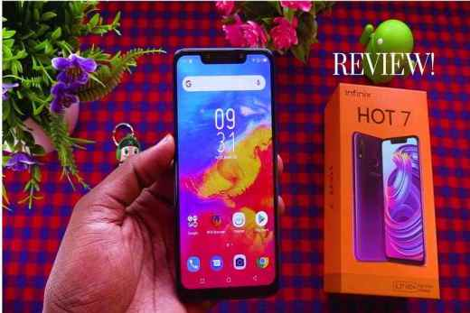Infinix Hot 7 Review - Great Budget Phone for you - Specs