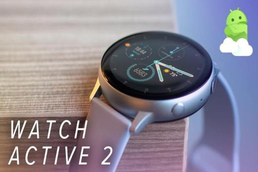 Samsung Galaxy Watch Active 2 Review - Price and Specs