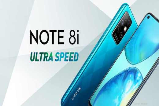 Infinix Note 8i Smartphone - Features, Price & Specsifications