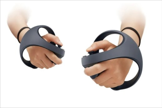 Sony Unveils New Next-Gen VR Controllers For PlayStation 5