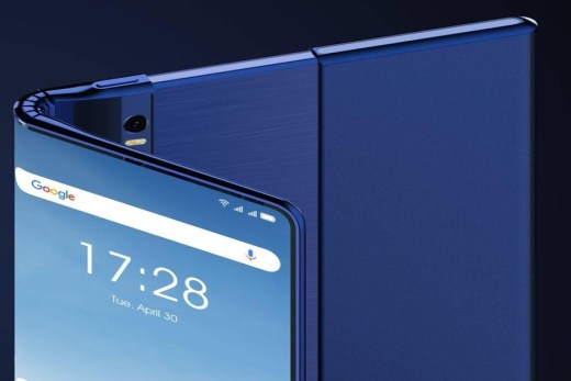 TCL working on phone with both foldable and rollable displays