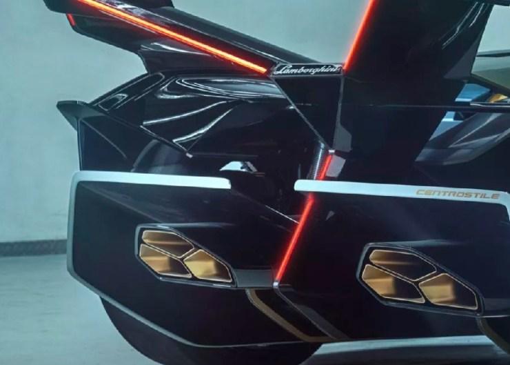 Lamborghini V12 Vision GT (Gran Turismo) Cool Concept Car