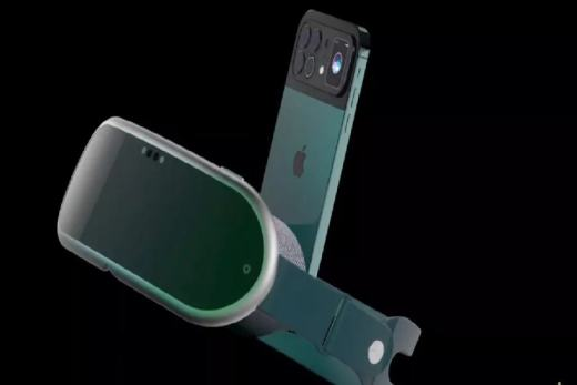Cool iPhone 13 Concept Shows Off Companion VR Headset
