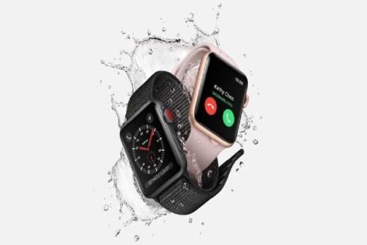 Restore needed on Apple Watch Series 3 before updating it