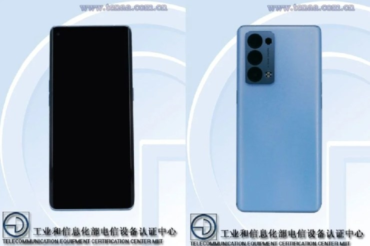 OPPO Reno 6 Pro and Reno 6 Pro+ Leaked Full Specifications