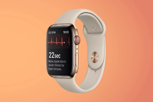 Apple Watch Likely to Come with New Monitoring features