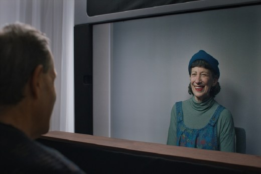 Project Starline-Google reveals next gen 3D video chat booth
