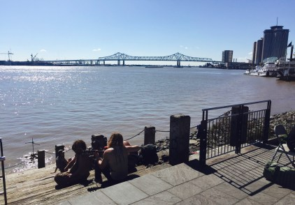 Bums on the Mississippi