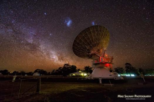 Avustralya Kısa Dizisi radyo teleskopları
