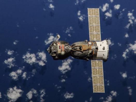 Soyuz uzayaracı
