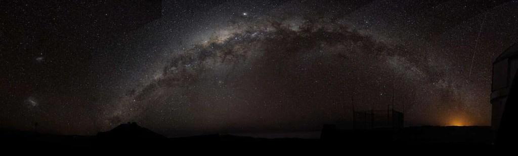 Mliječni put; Bruno Gilli / ESO