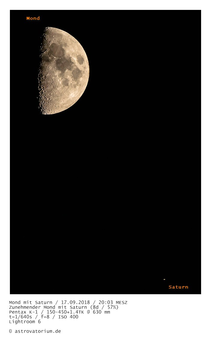 180917_zunehmender Mond mit Saturn 8d_57vH_beschriftet