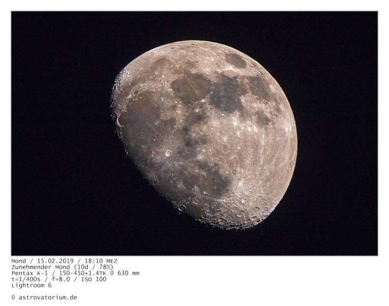 190215 Zunehmender Mond 10d_78vH